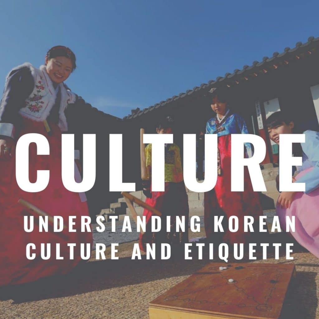 Cultural Insights on In My Korea