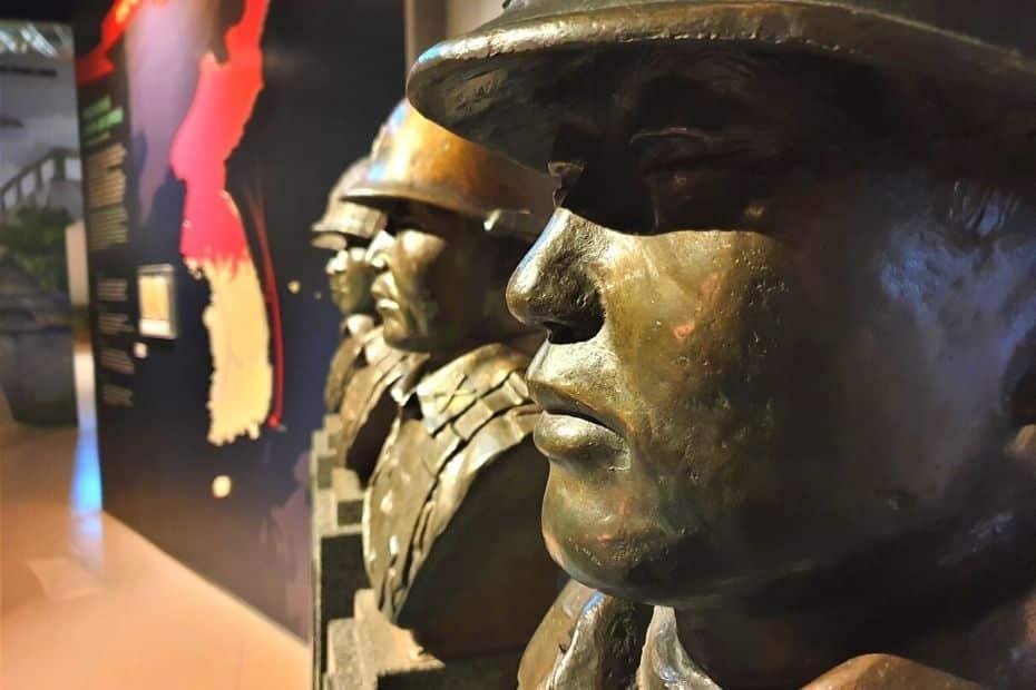 Unique Korean experiences found at the War Memorial Of Korea