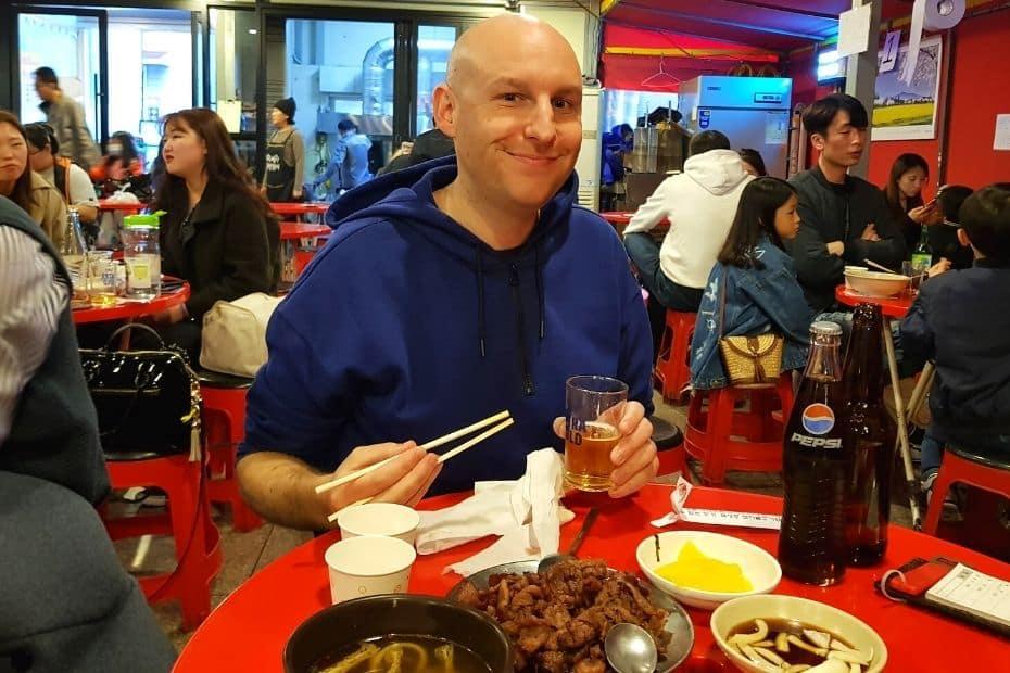 Delicious food you can enjoy living in Korea