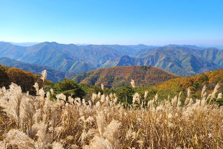 When to go hiking in Korea: Korean Hiking Season Guide