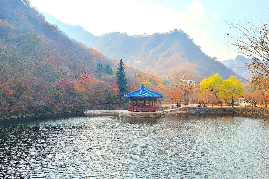 Naejangsan: A great place to go hiking in Korea