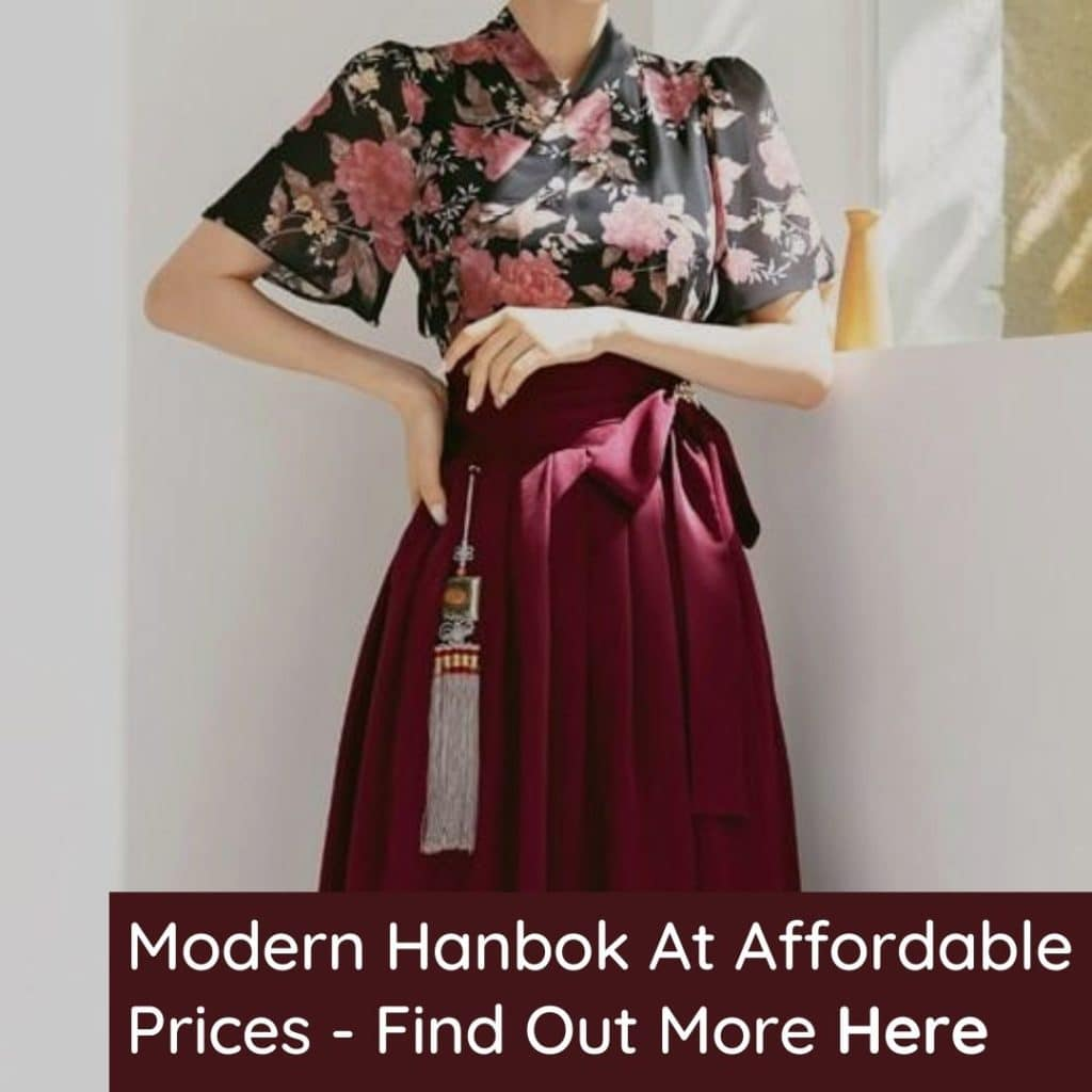 Modern Hanbok in Korea