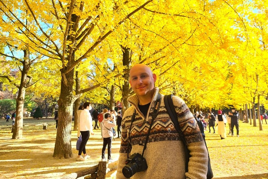 My Favourite Korean Autumn Leaves Pictures