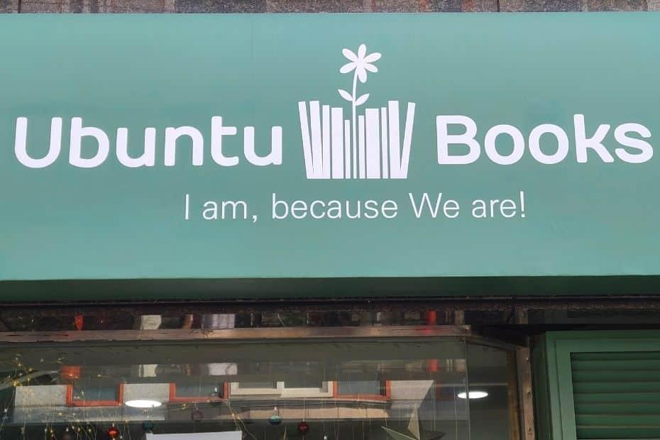 Ubuntu Books shop banner